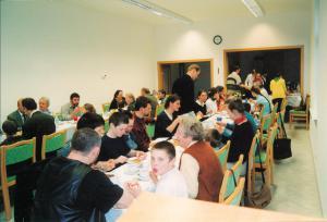 2000 Neuer Raum 2 Einweihung